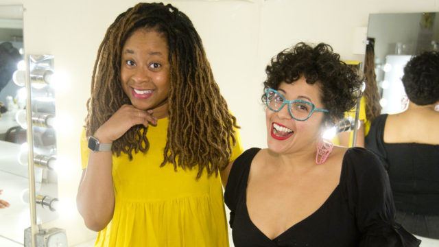 Phoebe Robinson in conversation with Favianna Rodriguez