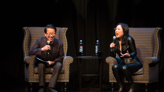 Margaret Cho in conversation with Ben Fong-Torres