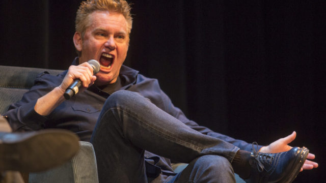 Brian Regan in conversation with Todd Barry