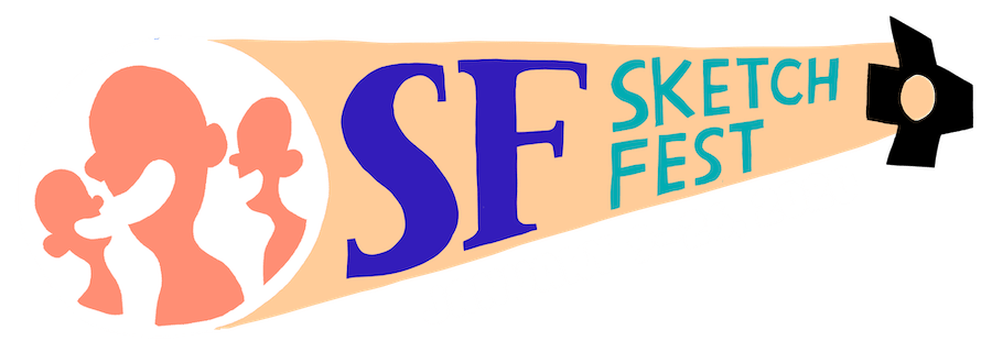 San Francisco Sketch Fest Logo