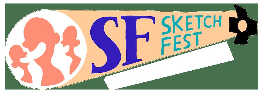 San Francisco Sketch Fest Logo